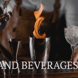 The Bar & Beverages