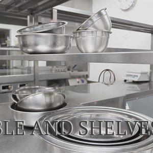 Worktables & Shelves
